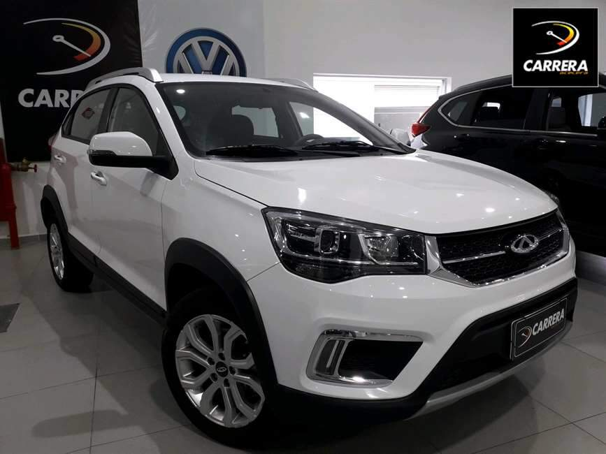 Chery Tiggo 2 1.5 MPFI 16V LOOK 4P MANUAL