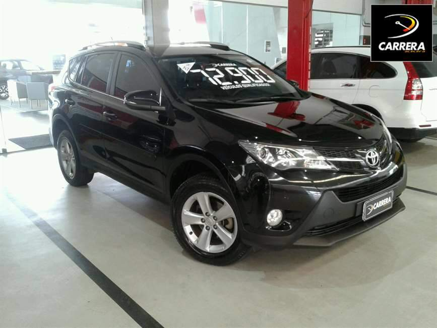 Toyota Rav4 2.0 4X2 16V 4P AUTOMATICO