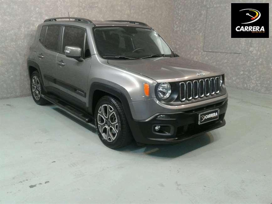 Jeep Renegade 1.8 16V LONGITUDE 4P AUTOMATICO