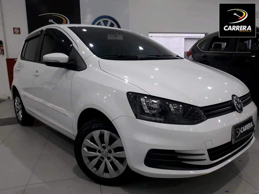 Volkswagen Fox 1.6 MSI TRENDLINE 8V 4P MANUAL