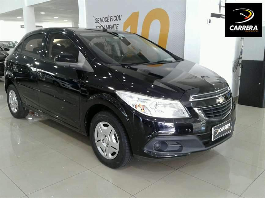 Chevrolet Onix 1.0 MPFI LT 8V 4P MANUAL