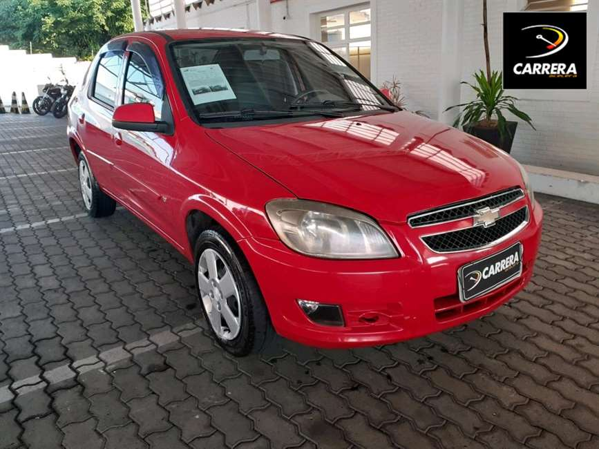 Chevrolet Prisma 1.4 MPFI LT 8V 4P MANUAL