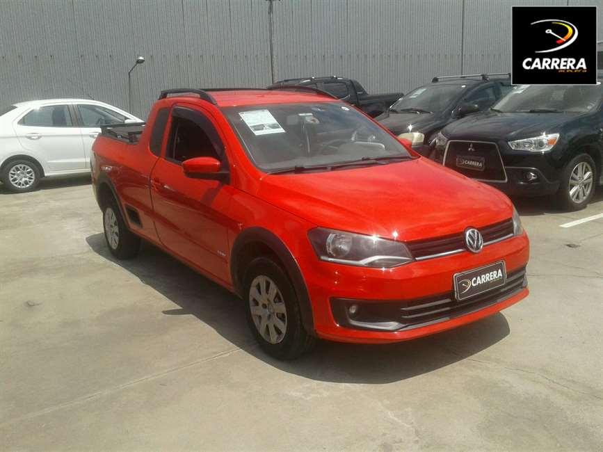Volkswagen Saveiro 1.6 MI CE 8V 2P MANUAL G.VI