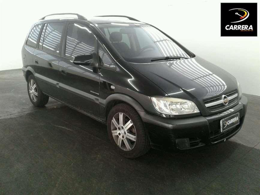 Chevrolet Zafira 2.0 MPFI ELEGANCE 8V 4P AUTOMATICO