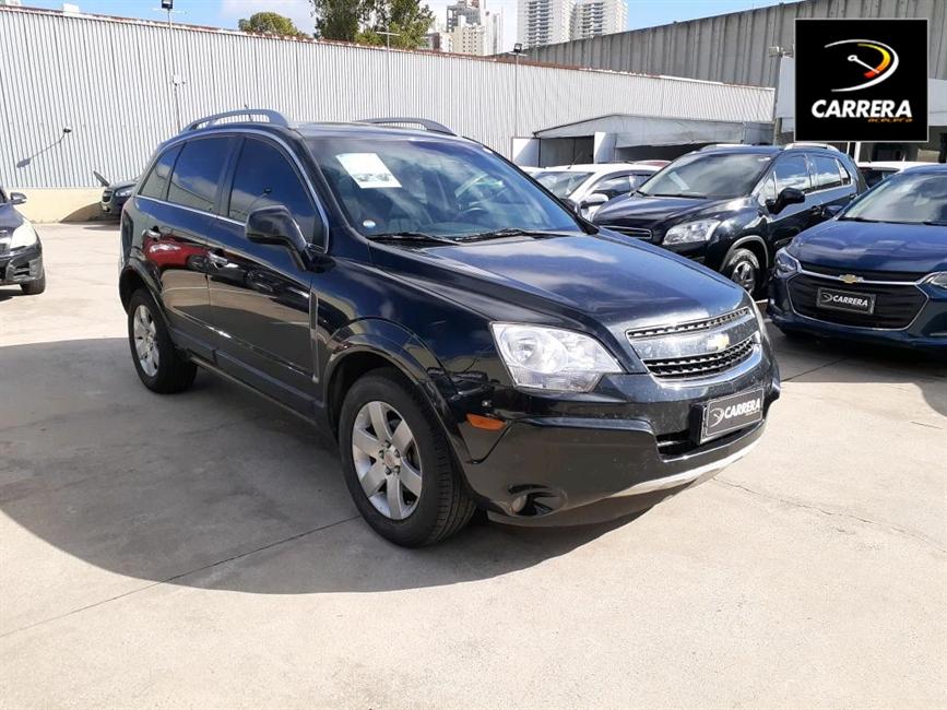 Chevrolet Captiva 2.4 SFI ECOTEC FWD 16V 4P AUTOMAT