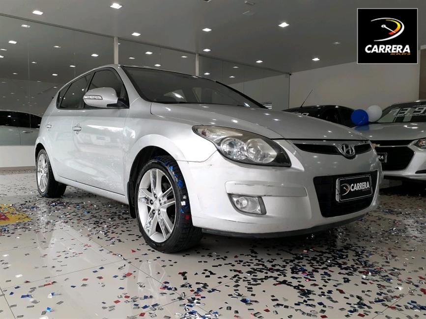 Hyundai i30 2.0 MPFI GLS 16V 4P AUTOMATICO
