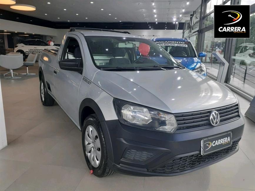 Volkswagen Saveiro 1.6 MSI ROBUST CS 8V 2P MANUAL