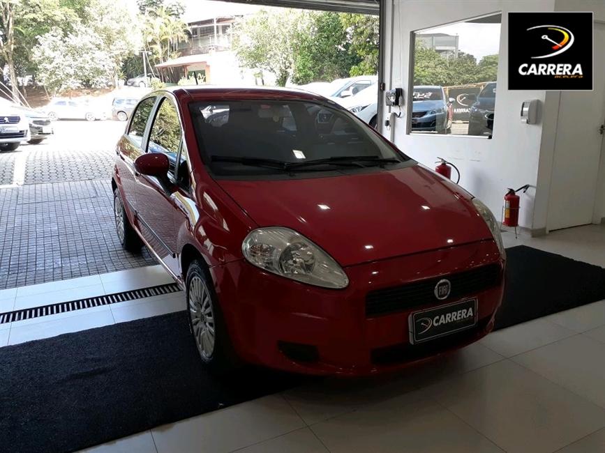 Fiat Punto 1.4 ATTRACTIVE 8V 4P MANUAL