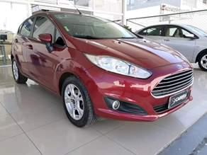 Ford Fiesta 1.6 ROCAM SE 8V 4P MANUAL
