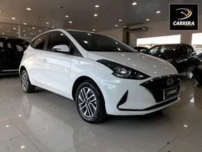 Hyundai HB20 1.0 TGDI EVOLUTION AUTOMÁTICO