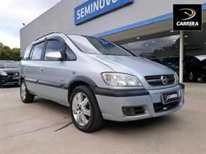 Chevrolet Zafira 2.0 MPFI ELITE 8V 4P AUTOMATICO