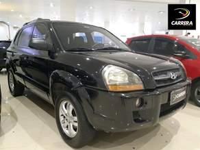 Hyundai Tucson 2.0 MPFI GL 16V 142CV 2WD 4P MANUA