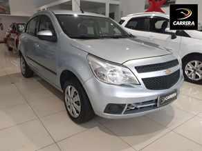 Chevrolet Agile 1.4 MPFI LT 8V 4P MANUAL