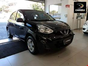 Nissan March 1.0 S 12V 4P MANUAL