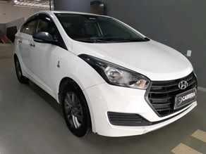 Hyundai HB20S 1.6 COPA DO MUNDO FIFA 16V 4P AUTOMATIC