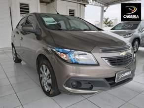 Chevrolet Prisma 1.4 MPFI LT 8V 4P MANUAL