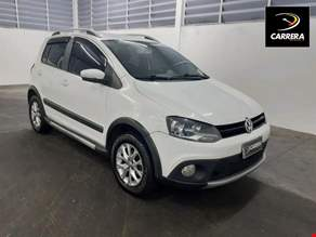 Volkswagen Crossfox 1.6 MI 8V 4P AUTOMATIZADO