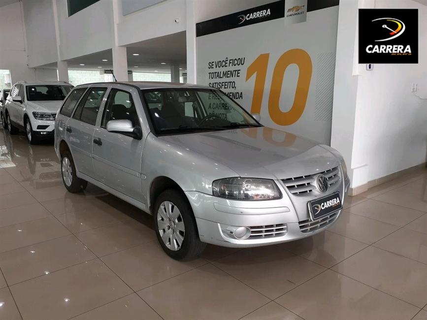 Volkswagen Parati 1.6 MI 8V 4P MANUAL G.IV