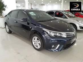 Toyota Corolla 1.8 GLI 16V 4P AUTOMATICO