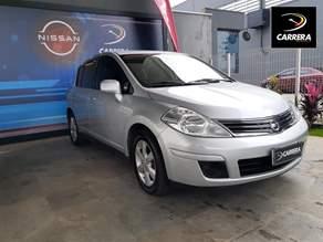 Nissan Tiida 1.8 S 16V 4P MANUAL