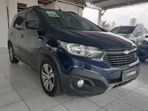 Chevrolet Spin 1.8 ACTIV7 8V 4P AUTOMATICO