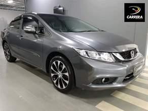 Honda Civic 2.0 LXR 16V 4P AUTOMATICO