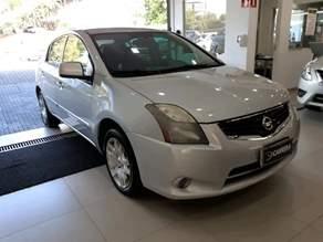 Nissan Sentra 2.0 16V 4P MANUAL