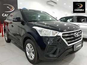 Hyundai Creta 1.6 16V SMART AUTOMATICO