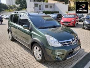 Nissan Livina 1.6 SL X-GEAR 16V 4P MANUAL
