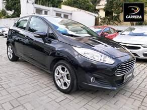 Ford Fiesta 1.6 SE HATCH 16V 4P POWERSHIFT