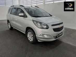 Chevrolet Spin 1.8 LTZ 8V 4P AUTOMATICO
