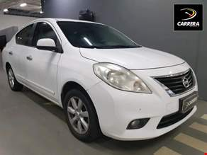 Nissan Versa 1.6 16V SL 4P MANUAL