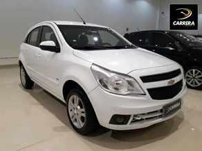 Chevrolet Agile 1.4 MPFI LTZ 8V 4P MANUAL