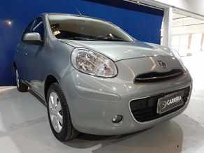 Nissan March 1.6 SV 16V 4P MANUAL
