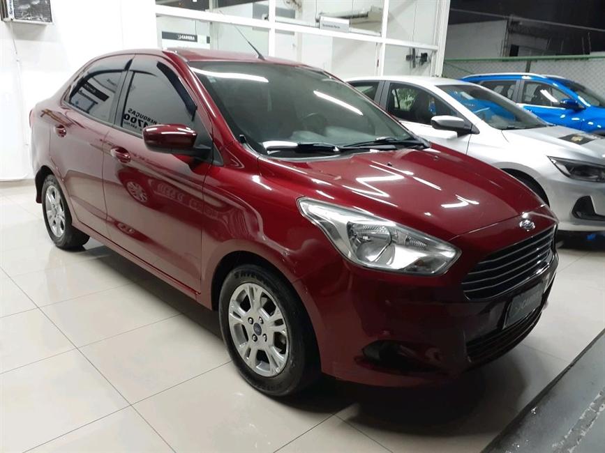 Ford Ka 1.5 SE PLUS 16V 4P MANUAL