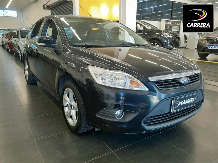 Ford Focus 1.6 8V GASOLINA 4P MANUAL
