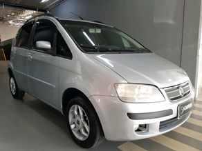 Fiat Idea 1.4 MPI ELX 8V 4P MANUAL