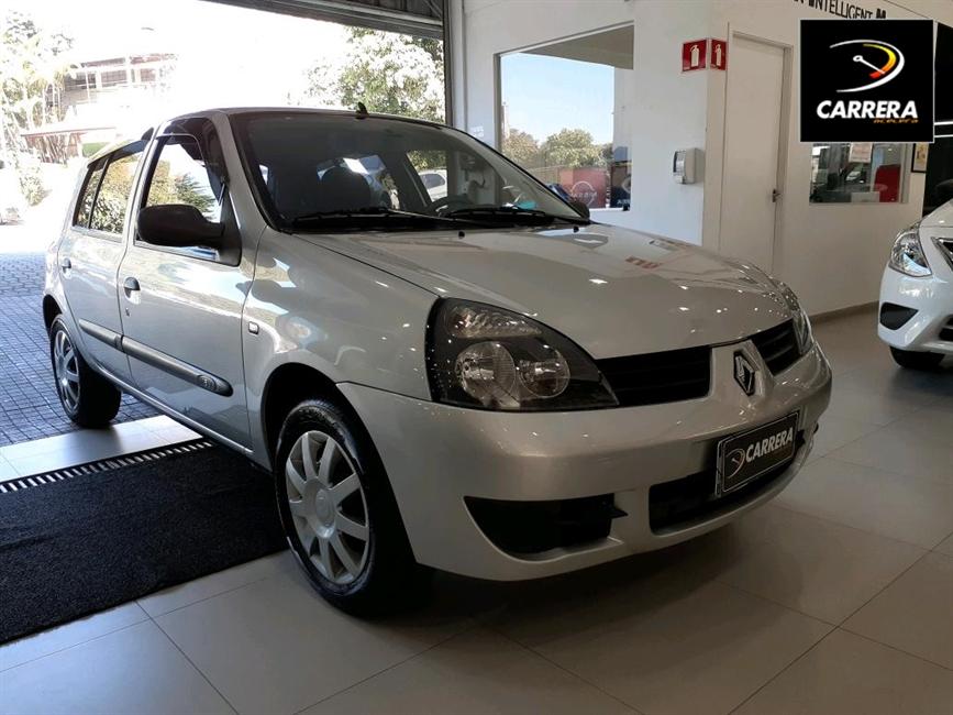 Renault Clio 1.0 CAMPUS 16V 4P MANUAL