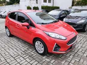 Ford Fiesta 1.6 SE HATCH 16V 4P MANUAL