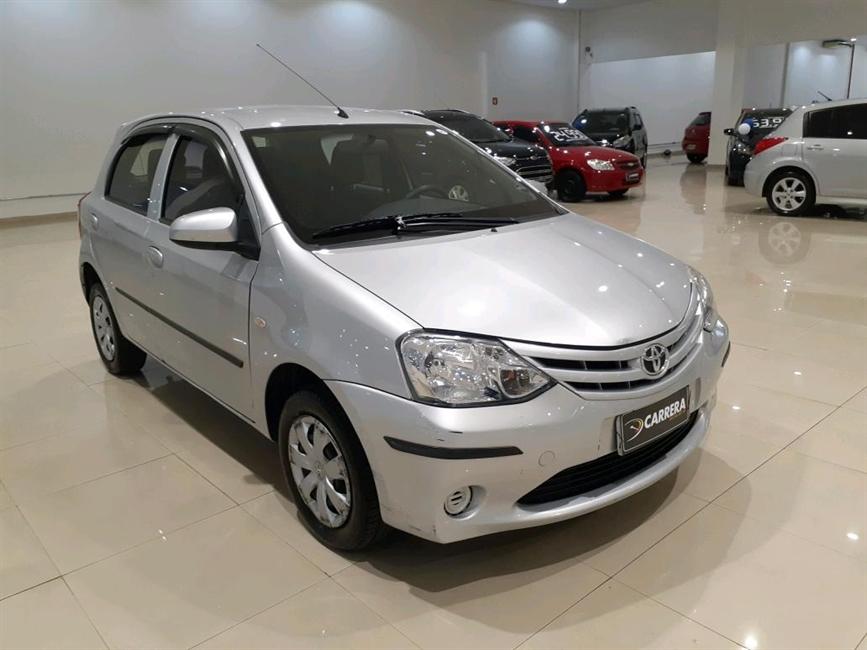Toyota Etios 1.3 X 16V 4P MANUAL