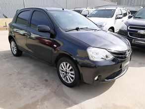 Toyota Etios 1.5 XLS 16V 4P MANUAL