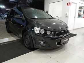 Chevrolet Sonic 1.6 LT 16V 4P MANUAL