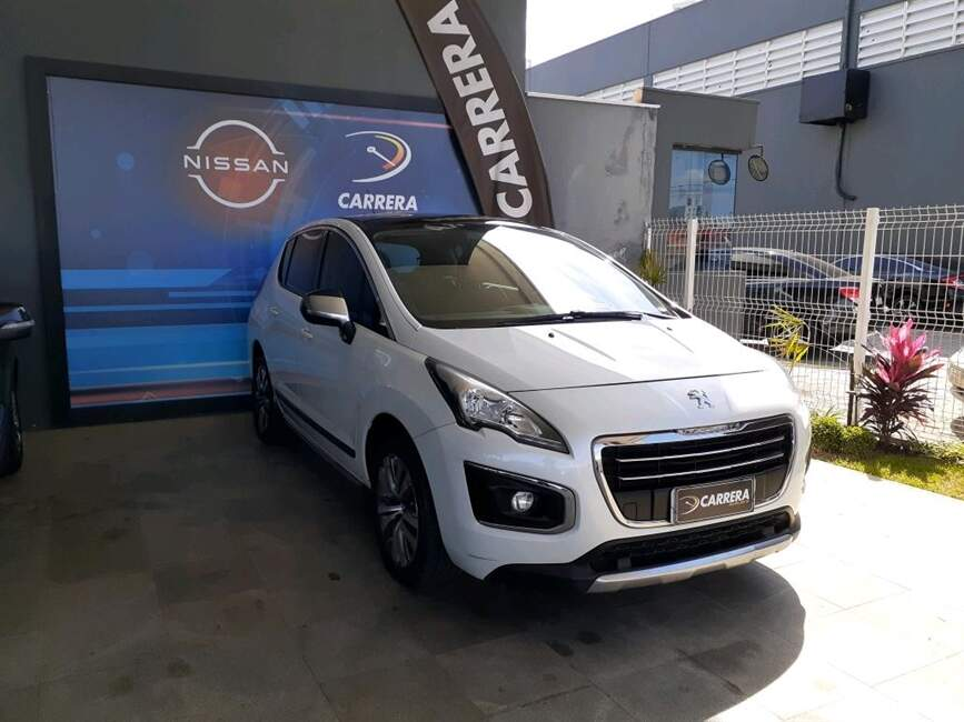 Peugeot 3008 1.6 GRIFFE THP 16V 4P AUTOMATICO