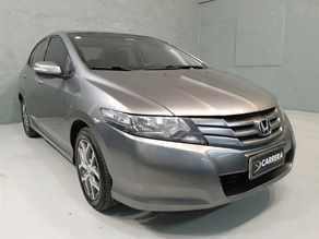 Honda City 1.5 EX 16V 4P AUTOMATICO