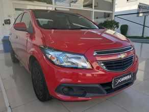 Chevrolet Onix 1.4 MPFI LT 8V 4P MANUAL