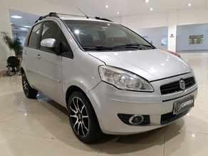 Fiat Idea 1.4 MPI ATTRACTIVE 8V 4P MANUAL