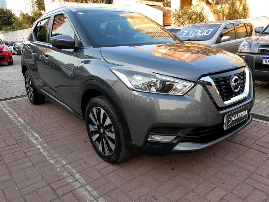 Nissan Kicks 1.6 16V SL 4P XTRONIC