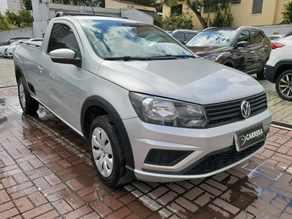 Volkswagen Saveiro 1.6 MSI TRENDLINE CS 8V 2P MANUAL
