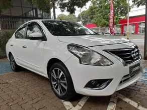 Nissan Versa 1.6 16V UNIQUE 4P XTRONIC