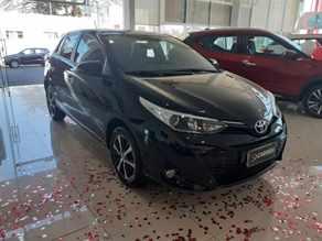 Toyota Yaris 1.5 16V XLS MULTIDRIVE